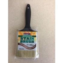 """Bennett Stain Paint Brush ~ 4"""""""