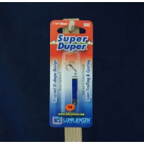 Super Duper Lure 502 Series ~ Chrome Blue Prism