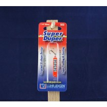 Super Duper Lure 502 Series ~ Fire Silver Prism