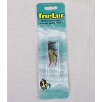 Tru-Lur Large Yellow Grasshopper ~ 1 per pack