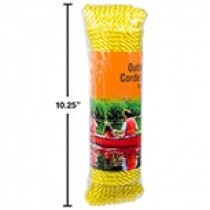 """Camping Outdoor Rope ~ 1/4"""" x 75'"""