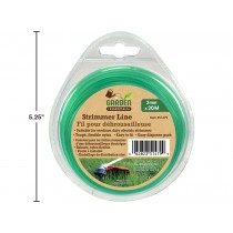 Trimmer Line (Green) ~ 2mm x 20M (65')