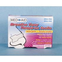 Breathe Easy Nasal Strips ~ 2 strips per pack