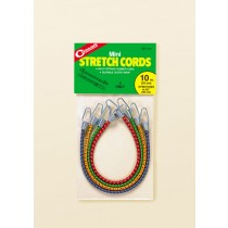 "Coghlan's Mini Stretch Cords 10"" ~ 4/pk"