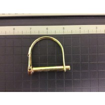 """Quick Pin w/Curved Spring ~ 5/16"""" x 1-3/4"""""""