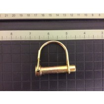 """Quick Pin w/Curved Spring ~ 3/8"""" x 1-3/4"""""""