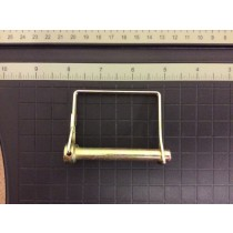 "Quick Pin w/Square Spring ~ 3/8"" x 2-3/4"""
