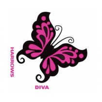 Diva Flights ~ Butterfly