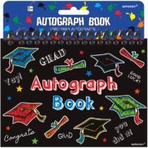 Grad Autograph Book