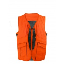 Thermoking Fl. Orange Game Bag Hunting Vest