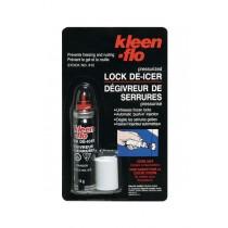 Kleen-Flo Lock De-Icer Aerosol Format ~ 18gr tin