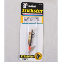 "Trickster 2-1/4"" Mini Minnow ~ 1 per pack"