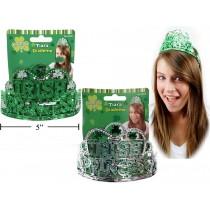 St. Patrick's Day Princess Tiara