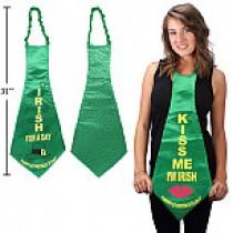 St. Patrick's Day Giant Tie