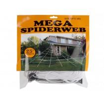 Mega Spider Web ~ 25' / 7.6M