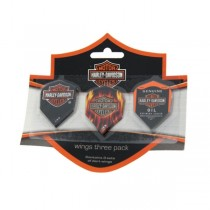 Harley Davidson Flights ~ Tri-Pack