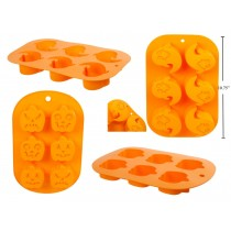 Halloween Silicone Baking Molds