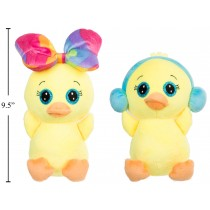 "Easter 10"" Plush Duck ~ 2 assorted"
