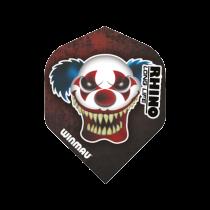 Rhino Flights ~ Clown Face
