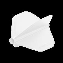 Winmau Stealth Flights ~ White Standard