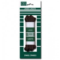 "Boot Laces 54"" ~ Brown"