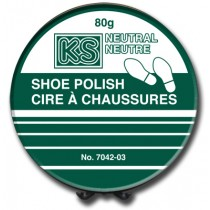 Shoe Polish - Wax ~ Neutral