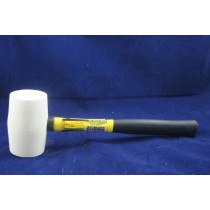 Rubber Mallet w/Fiberglass Handle ~ 16oz