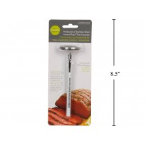 Luciano Stainless Steel Dial Instant Read Thermometer