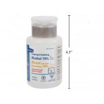 Bodico Isopropyl Rubbing Alcohol 70% ~ 174ml dispensing pump