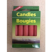 Coghlan's Candles ~ 5 per pack