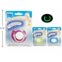 Baby Silicone Pacifier w/Cover
