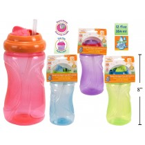 Tootsie Baby Thumb Grip Sipper Cup with Swivel Lid ~ 12oz