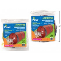 "PAWS Pet Play Tunnel ~ 9.75"" x 19.5"""