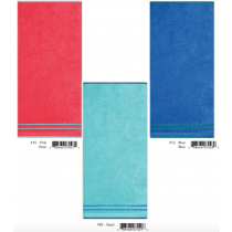 Solid Velor Beach Towel ~ 3 assorted
