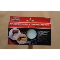 "Bennett 7"" Replacement Pad for the Pro Pad Painter ~ 1 per pack"