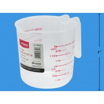 Plastic Measuring Cup ~ 500ml / 2 cups