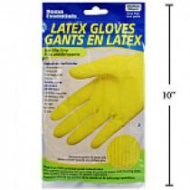 Household Rubber Gloves ~ 4 sizes