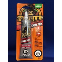 Gorilla Clear Grip Contact Adhesvie ~ 3oz tube