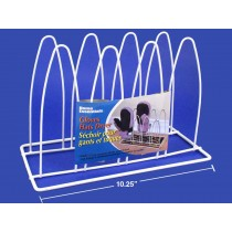 Glove / Hat Dryer Rack with PVC Coating