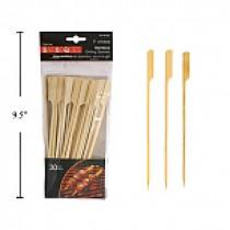 "Bamboo Grilling Skewers - 7"" long ~ 30 per pack"