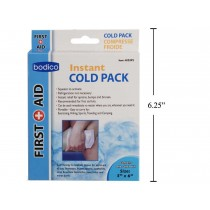 "Instant Cold Pack ~ 5"" x 6"""