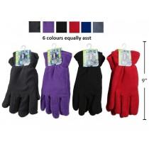 Youth Polar Fleece Gloves