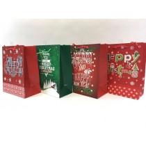Christmas Large Gift Bag ~ Christmas Greetings