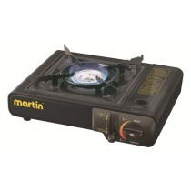 Martin Portable Butane Stove w/Carrying Case ~ 8,000 BTU