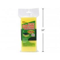 Heavy Duty Scrubber Sponges ~ 3 per pack