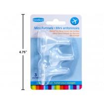 Bodico Mini Funnels ~ 3 per pack