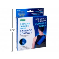 Bodico Hot & Cold Therapy Wrap with Velcro Straps