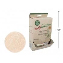 MojiMellow Replacement Brass Pipe Screens - 5 per pack ~ 100 pack per display