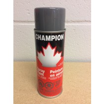 Champion Spray Paint - 285gr tin ~ Grey