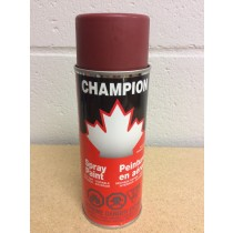 Champion Spray Paint - 285gr tin ~ Red Oxide Primer
